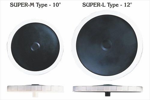 Super Type Fine Bubble Disc Diffuser