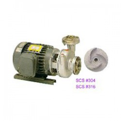 Stainless Volute Pump (SCS #13,#14)