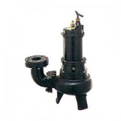 Submersible Floor Mount Type Sewage Pump ( Built in motor protector )