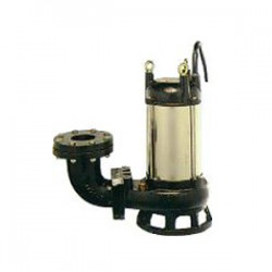 Submersible Floor Mount Type Sewage Pump